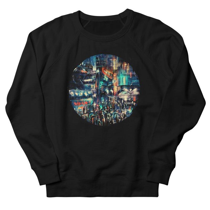 Chinatown Men's Sweatshirt by MB's Tees