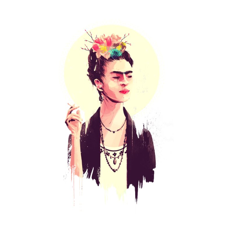Thank god it's Frida   by MB's Tees