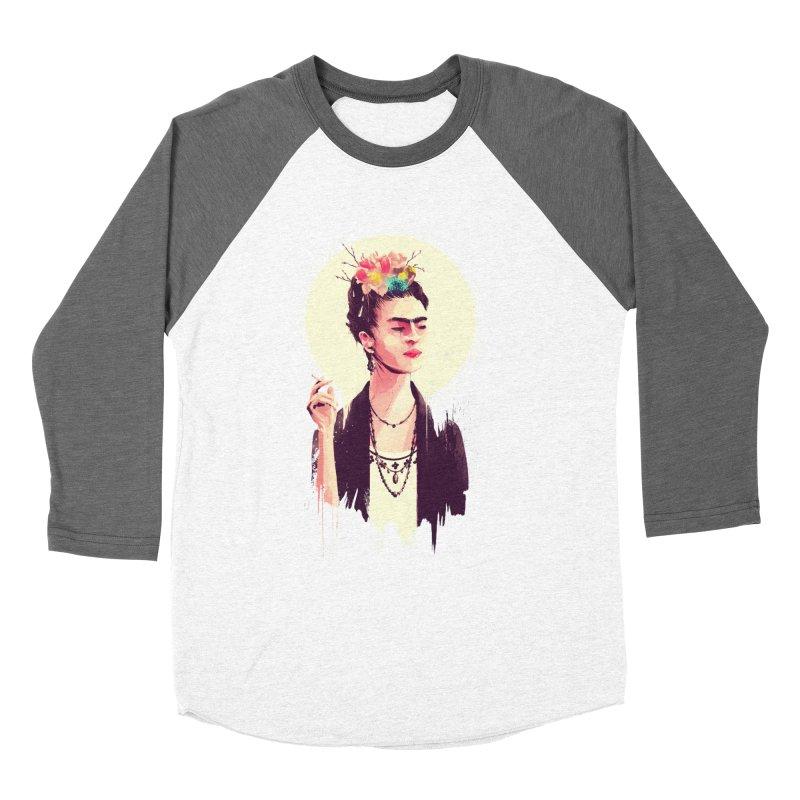 Thank god it's Frida Women's Longsleeve T-Shirt by MB's Tees