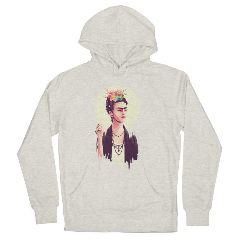 Thank god it's Frida Men's French Terry Pullover Hoody by MB's Tees