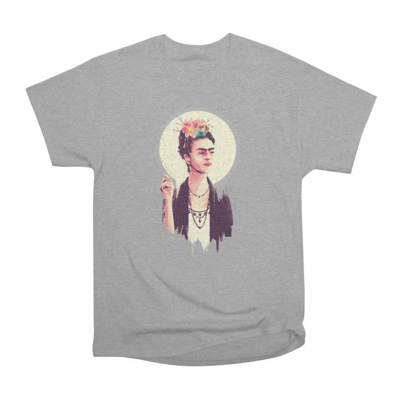 Thank god it's Frida Men's Heavyweight T-Shirt by MB's Tees