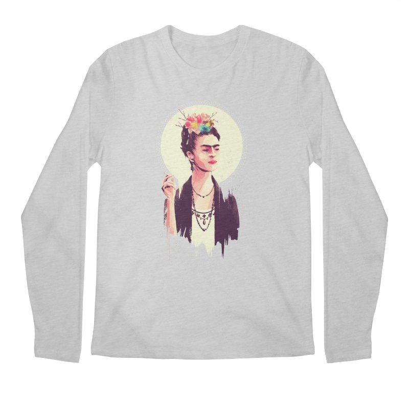 Thank god it's Frida Men's Regular Longsleeve T-Shirt by MB's Tees