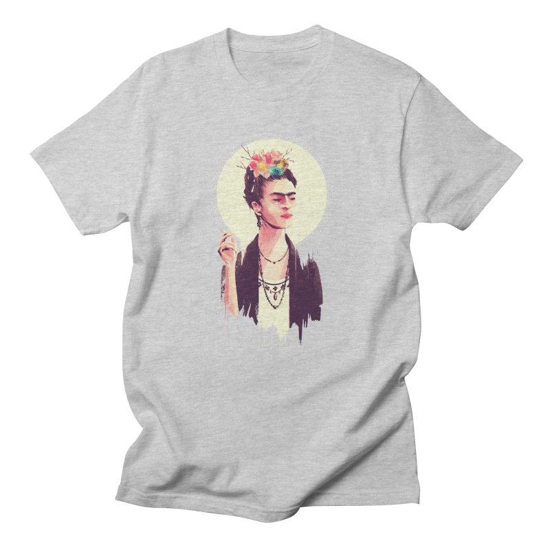Thank god it's Frida Men's Regular T-Shirt by MB's Tees