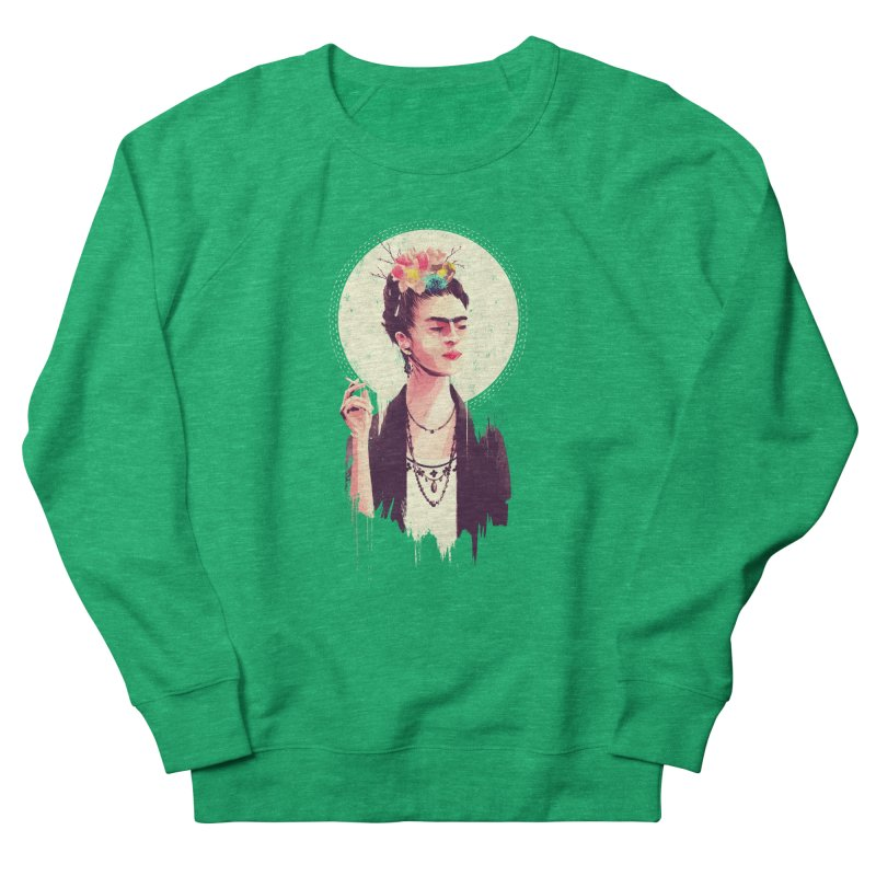 Thank god it's Frida Men's French Terry Sweatshirt by MB's Tees