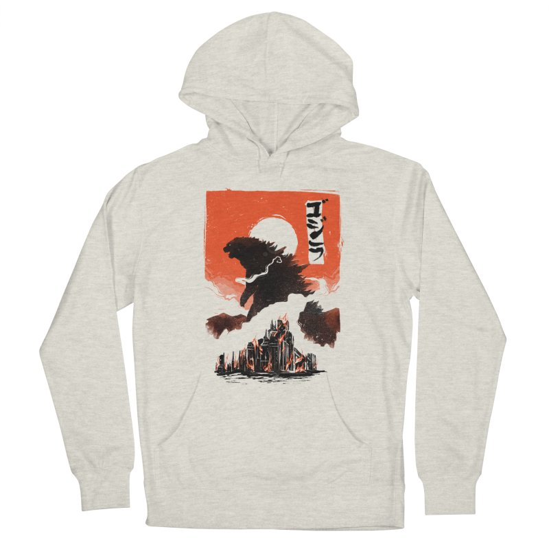 Godzilla Women's Pullover Hoody by MB's Collection