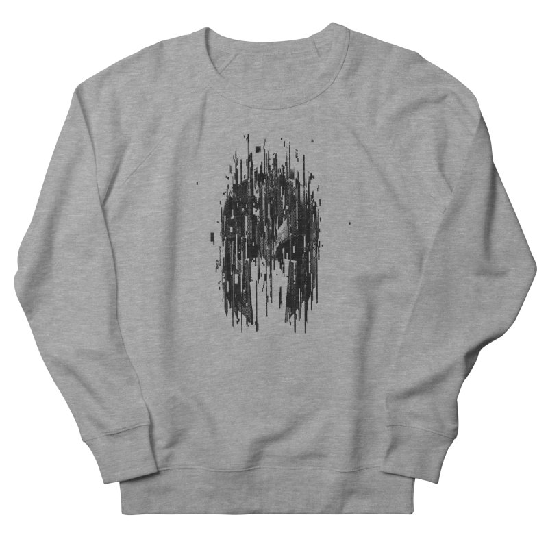 Magneto Women's French Terry Sweatshirt by MB's Tees