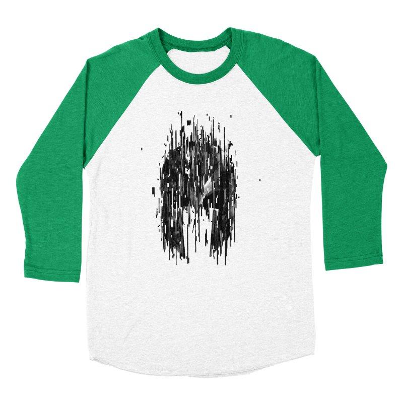 Magneto Women's Baseball Triblend Longsleeve T-Shirt by MB's Tees