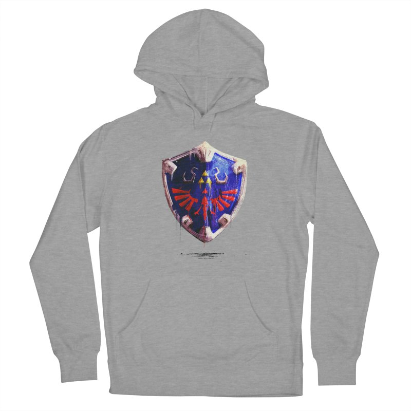 Shield Women's Pullover Hoody by MB's Tees