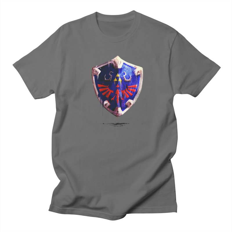 Shield Men's T-Shirt by MB's Tees