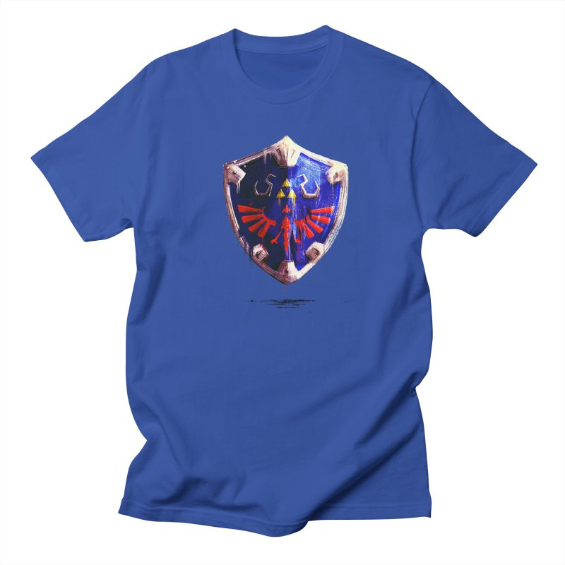 Shield Men's Regular T-Shirt by MB's Tees