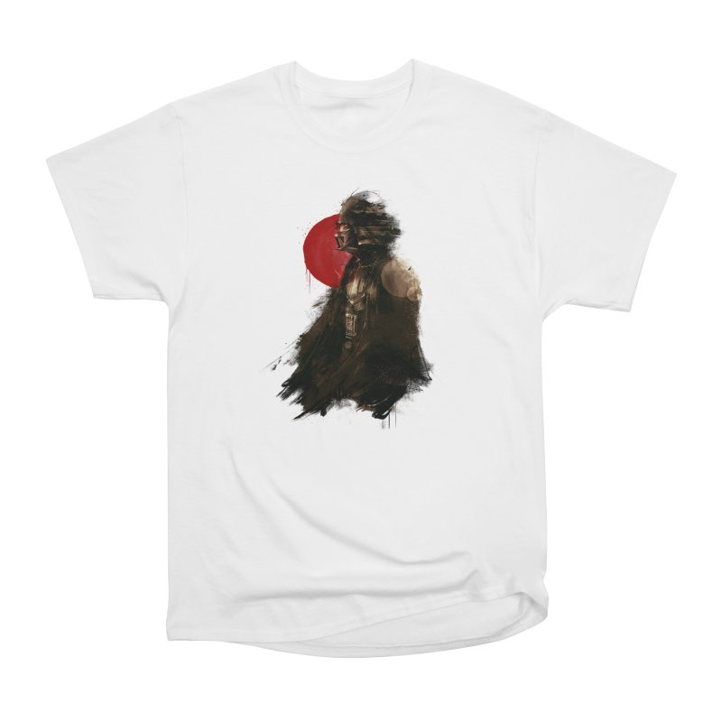 Vader Women's Heavyweight Unisex T-Shirt by MB's Tees