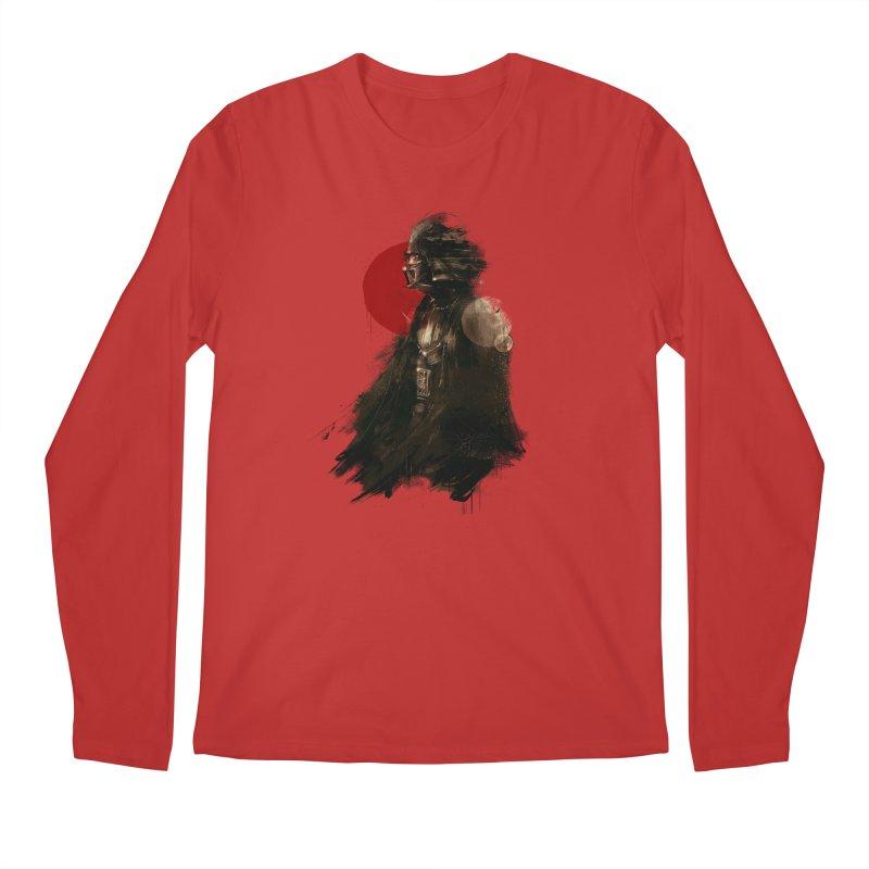 Vader Men's Regular Longsleeve T-Shirt by MB's Tees