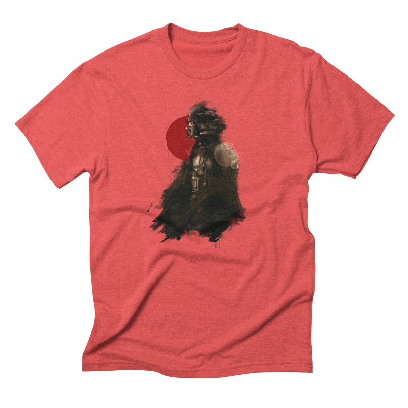 Vader Men's Triblend T-Shirt by MB's Tees