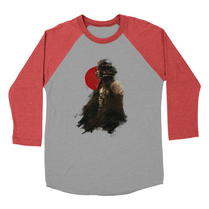 Vader Women's Baseball Triblend Longsleeve T-Shirt by MB's Collection