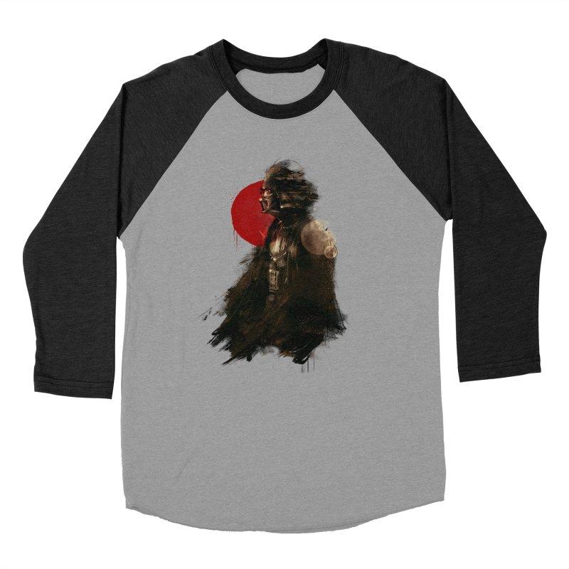 Vader Men's Baseball Triblend Longsleeve T-Shirt by MB's Tees