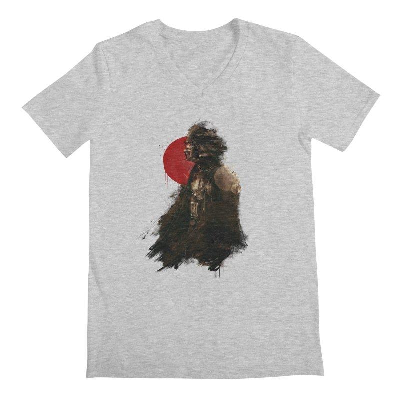 Vader Men's Regular V-Neck by MB's Collection