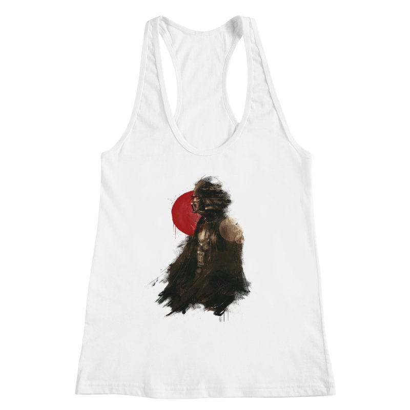 Vader Women's Racerback Tank by MB's Collection