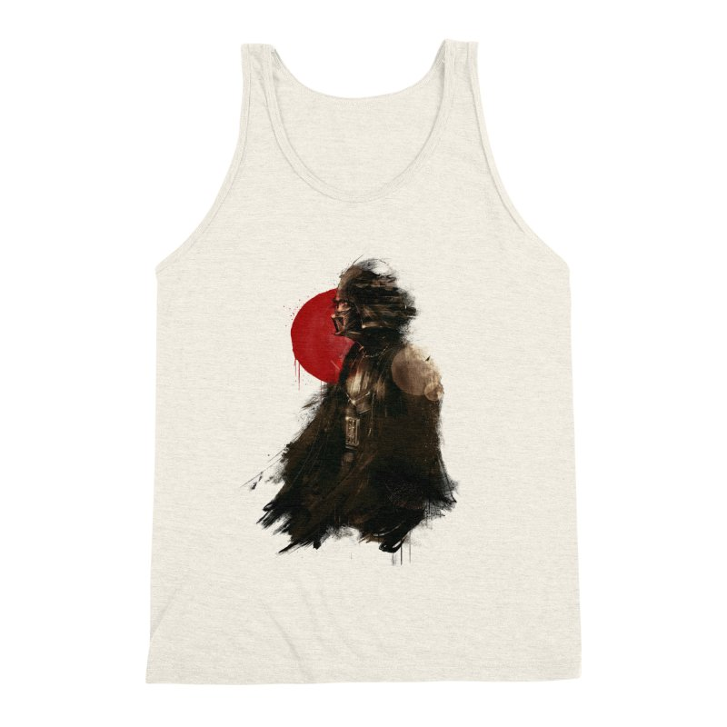 Vader Men's Triblend Tank by MB's Collection