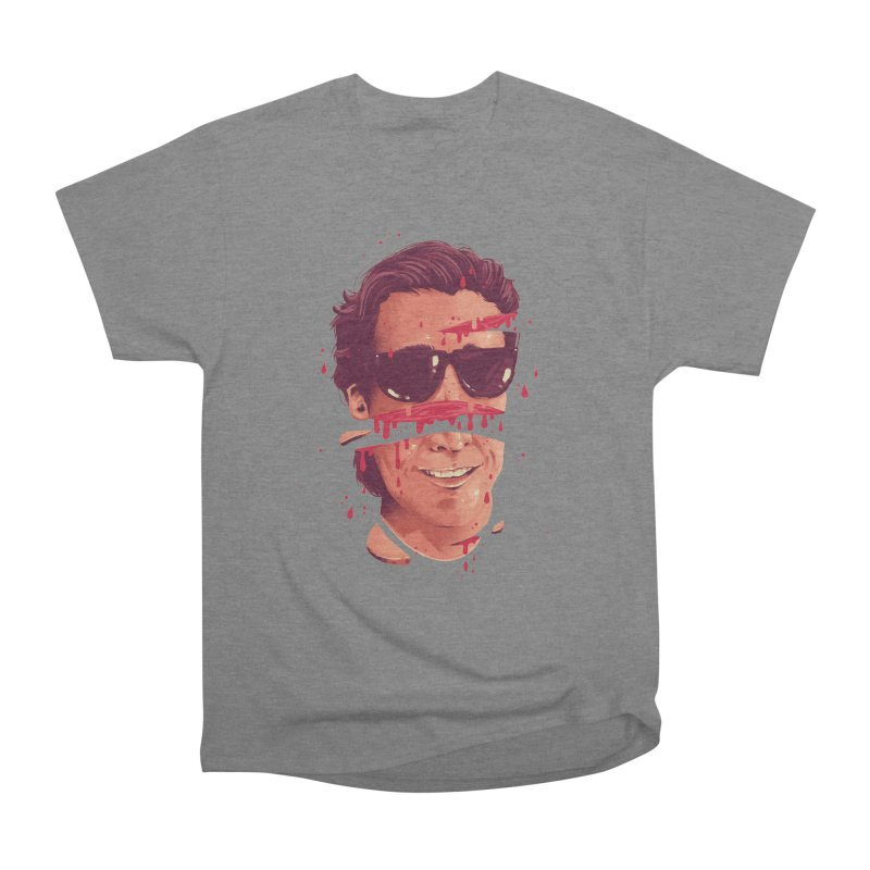 American Psycho Women's Heavyweight Unisex T-Shirt by MB's Collection