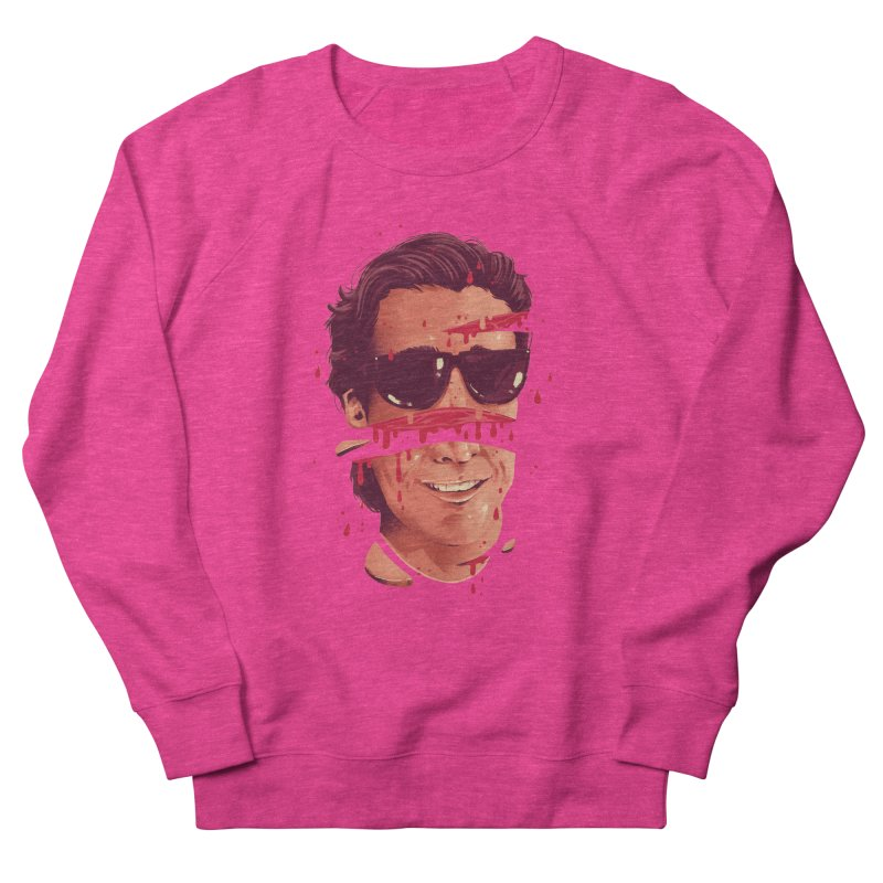 American Psycho Women's French Terry Sweatshirt by MB's Collection