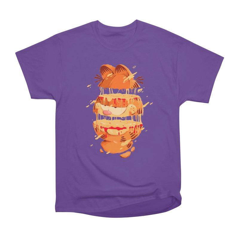 Garfield Women's Heavyweight Unisex T-Shirt by MB's Collection