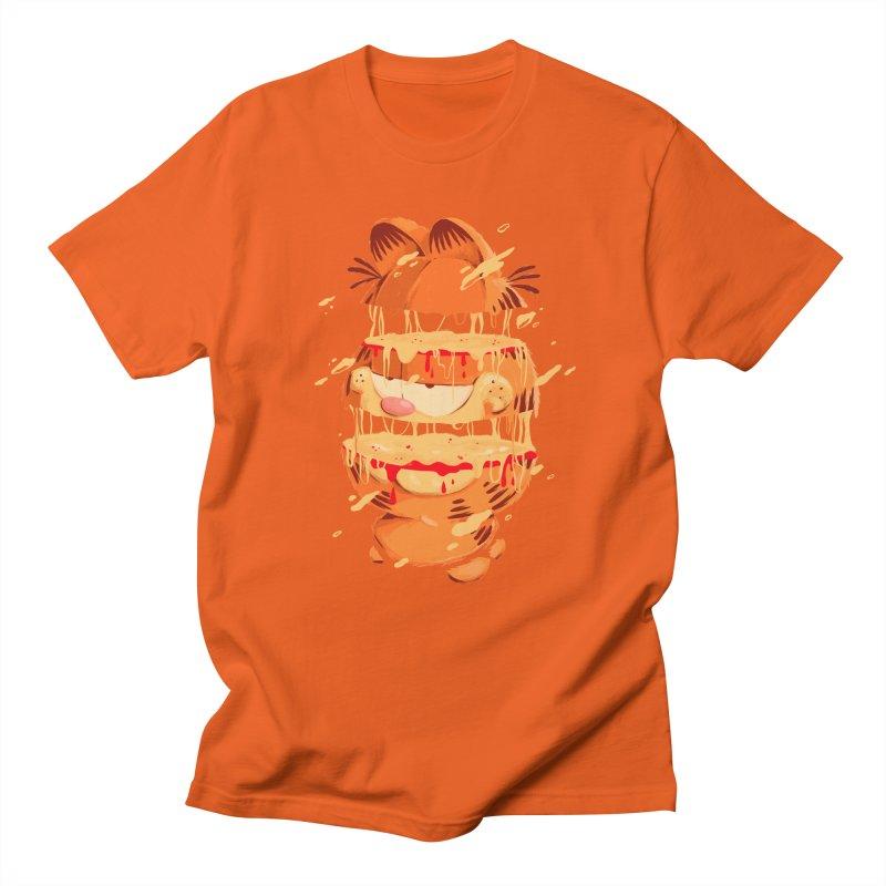 Garfield Men's Regular T-Shirt by MB's Collection