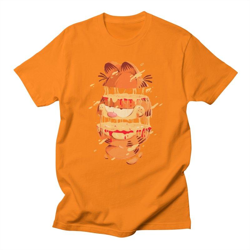 Garfield Women's Regular Unisex T-Shirt by MB's Collection