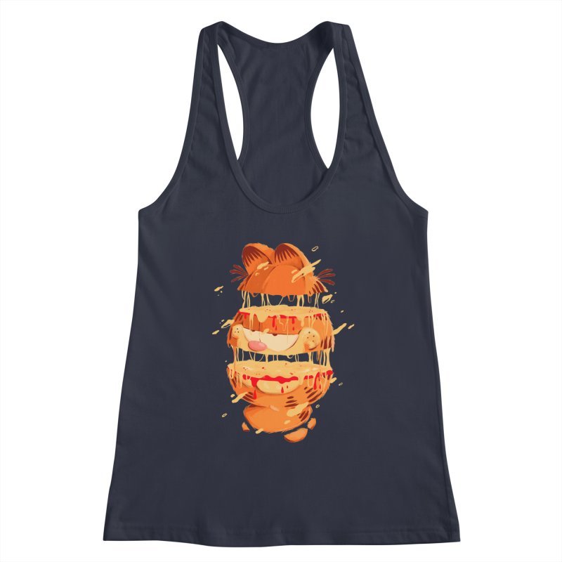 Garfield Women's Tank by MB's Collection