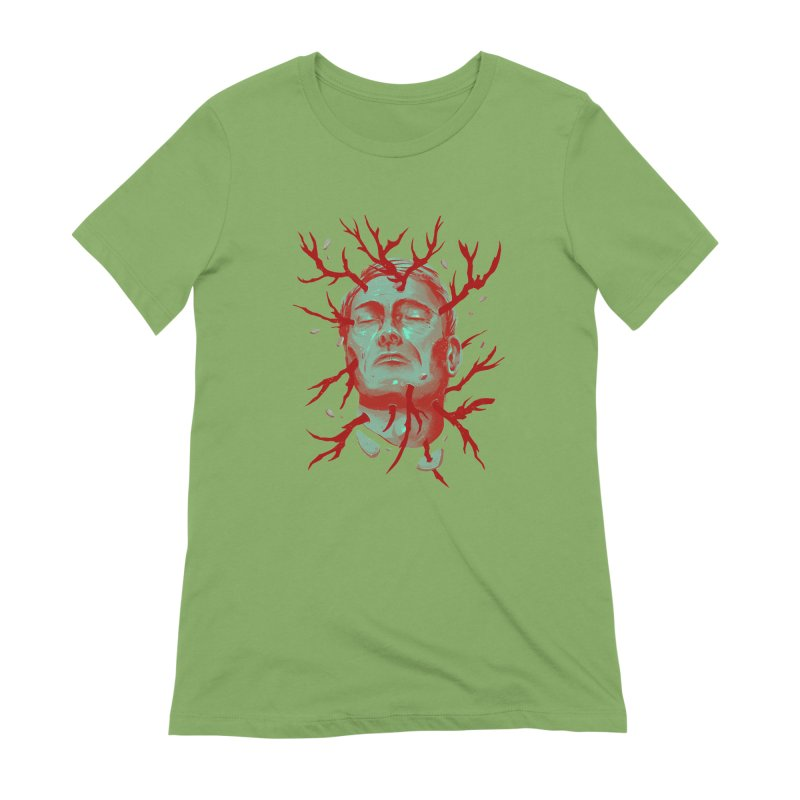 Hannibal Women's Extra Soft T-Shirt by MB's Collection