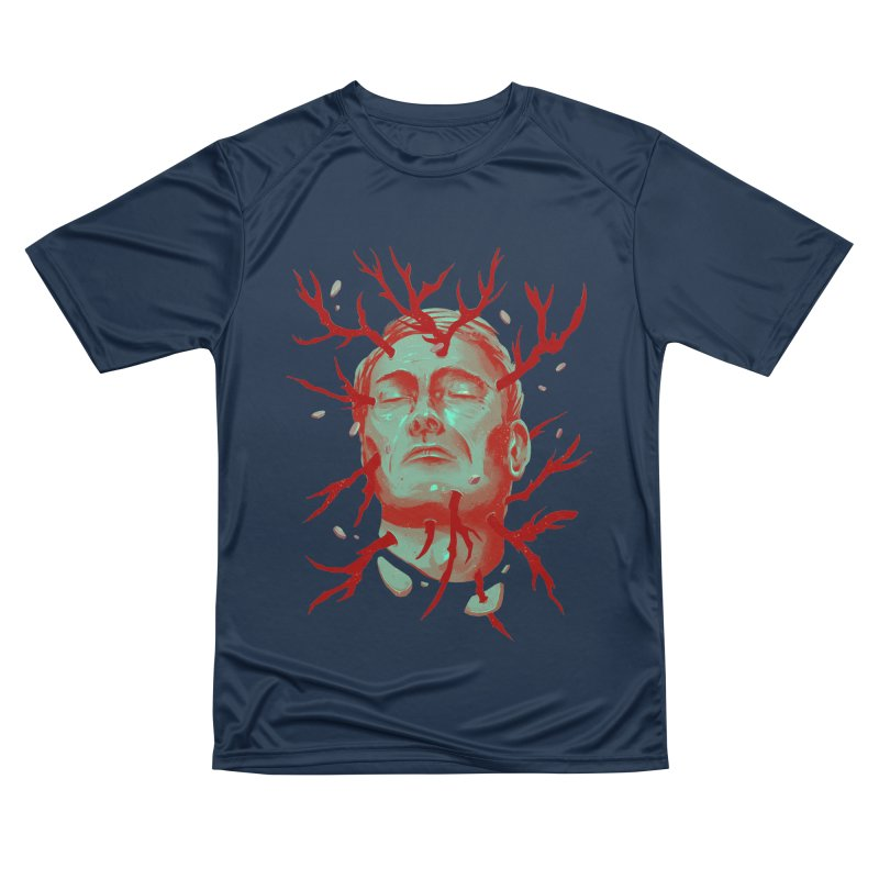 Hannibal Men's Performance T-Shirt by MB's Collection