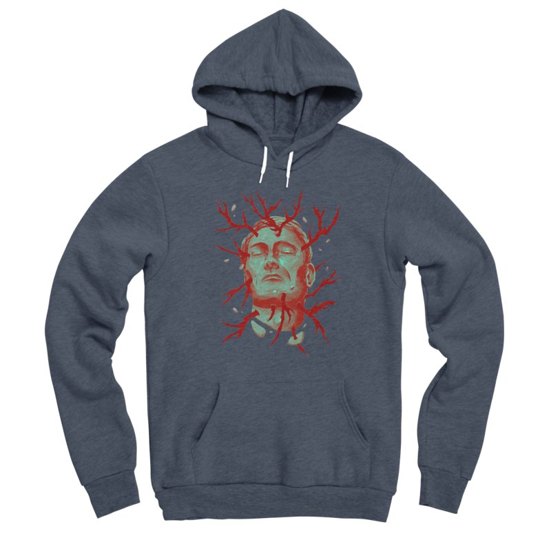 Hannibal Women's Sponge Fleece Pullover Hoody by MB's Collection