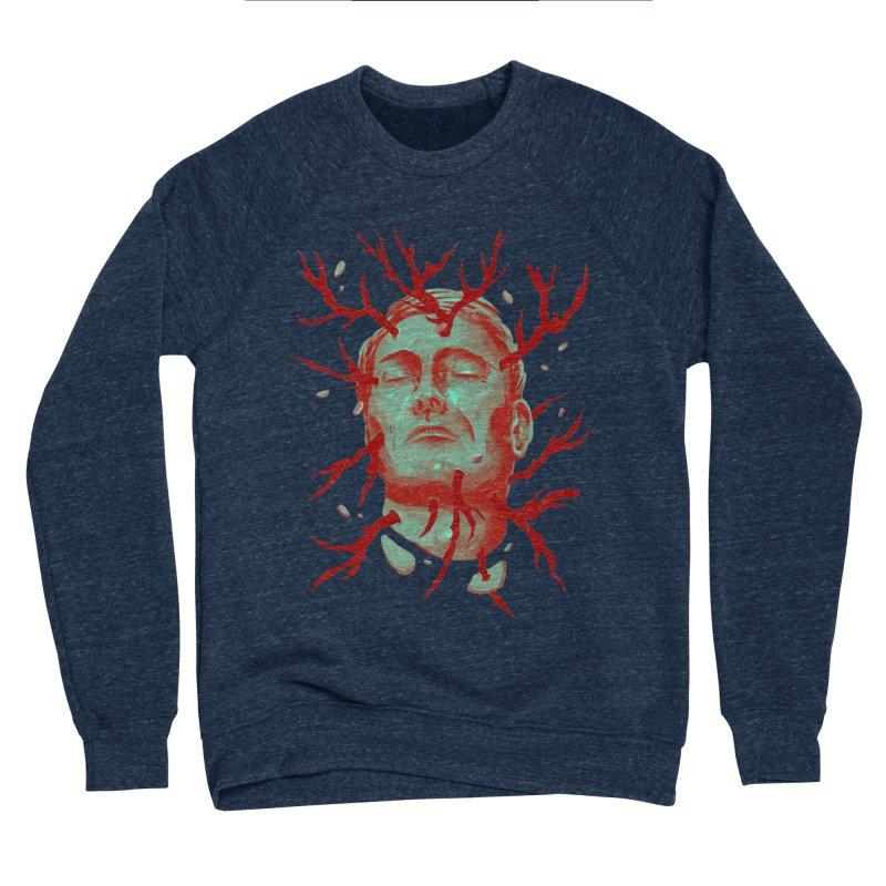 Hannibal Men's Sponge Fleece Sweatshirt by MB's Collection