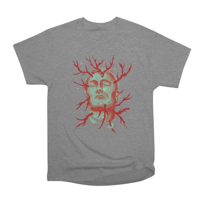 Hannibal Men's Heavyweight T-Shirt by MB's Collection