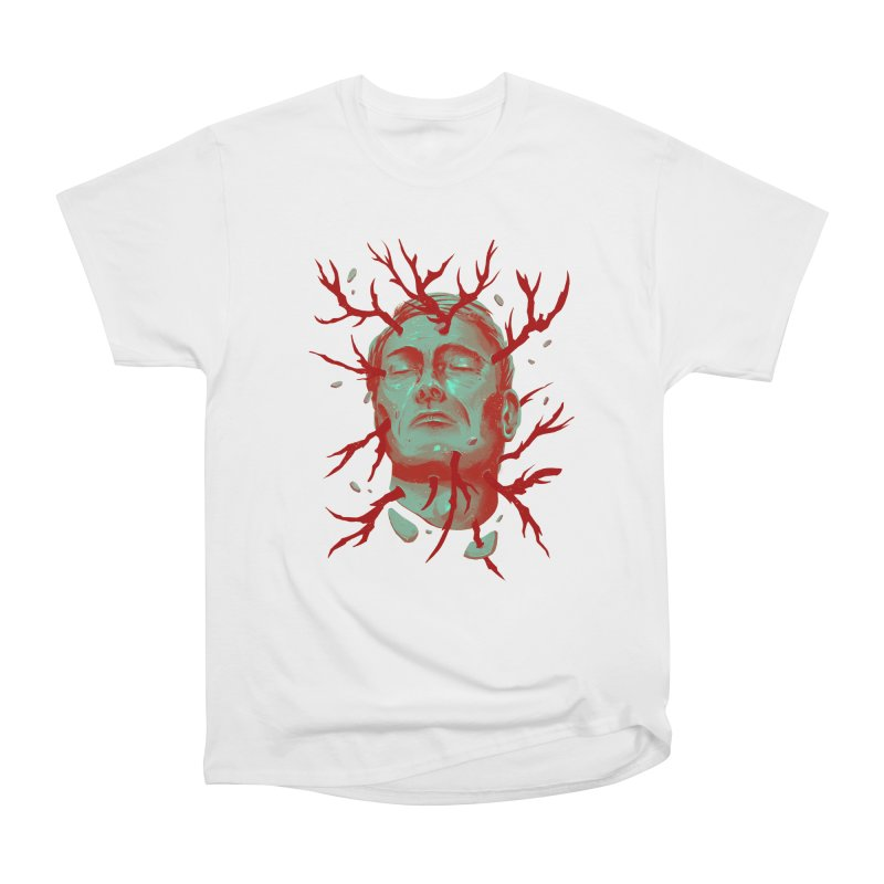 Hannibal Women's Heavyweight Unisex T-Shirt by MB's Collection