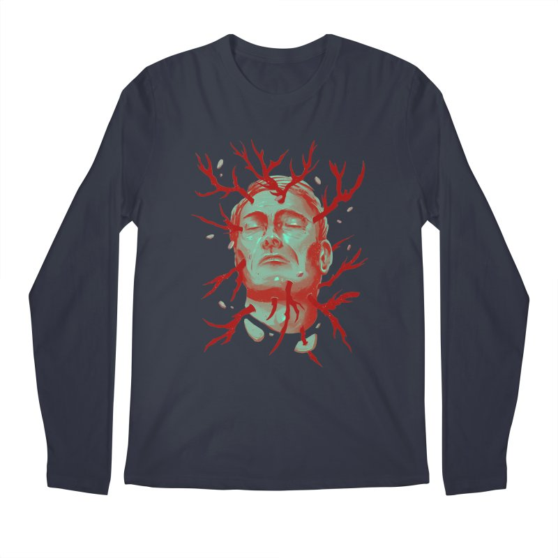 Hannibal Men's Regular Longsleeve T-Shirt by MB's Collection