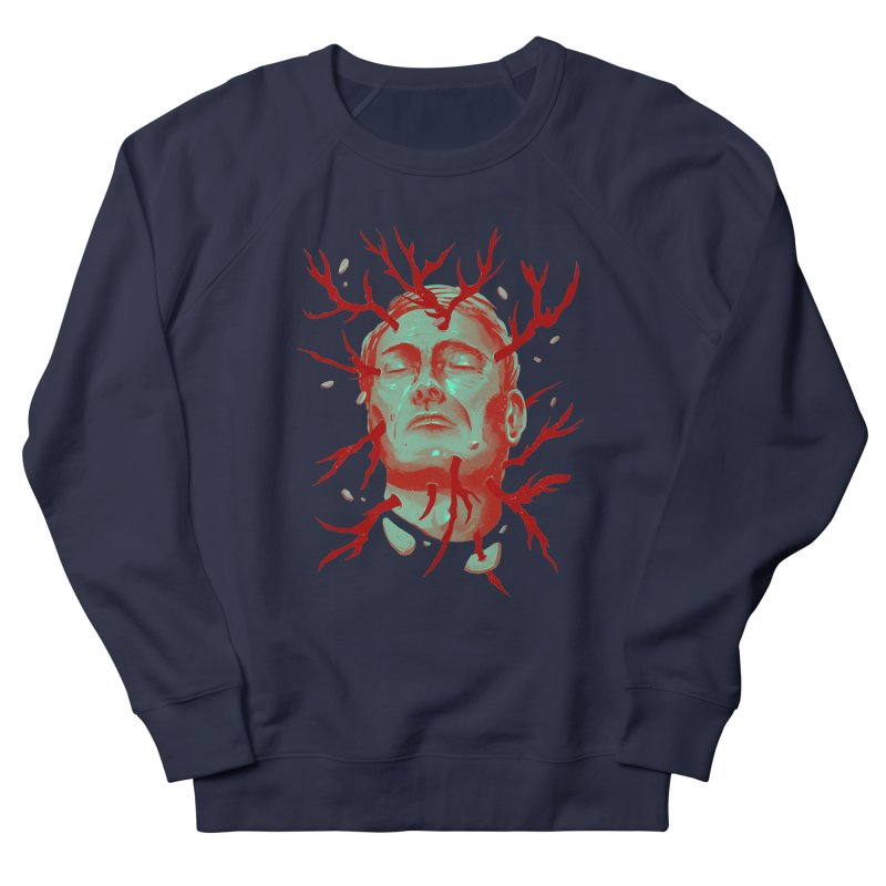 Hannibal Men's French Terry Sweatshirt by MB's Collection