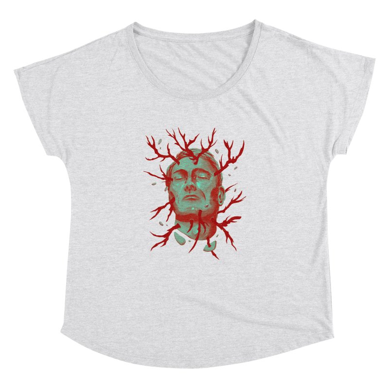 Hannibal Women's Dolman Scoop Neck by MB's Collection
