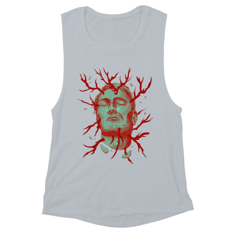Hannibal Women's Muscle Tank by MB's Collection