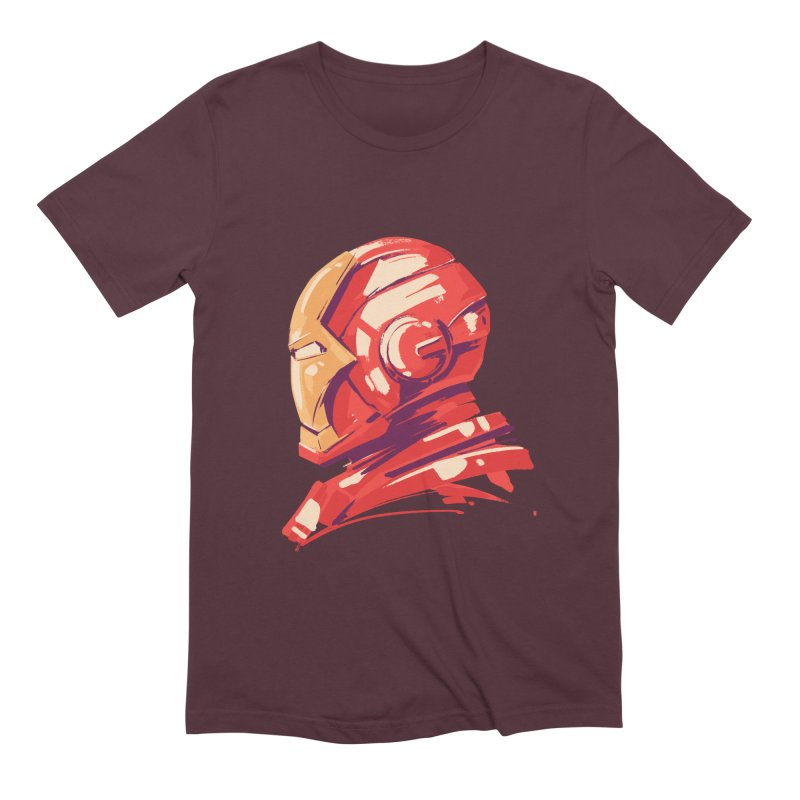 Love you 3000 // Iron Man Men's Extra Soft T-Shirt by MB's Collection