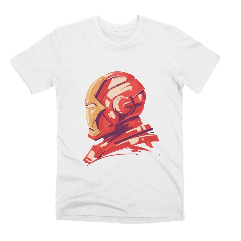 Love you 3000 // Iron Man Men's Premium T-Shirt by MB's Collection