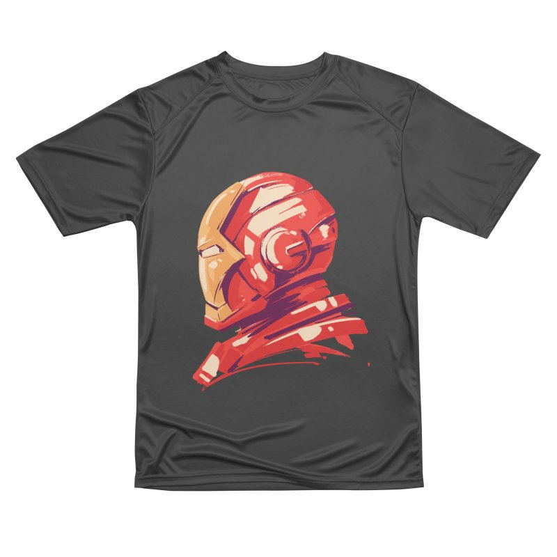 Love you 3000 // Iron Man Men's Performance T-Shirt by MB's Collection