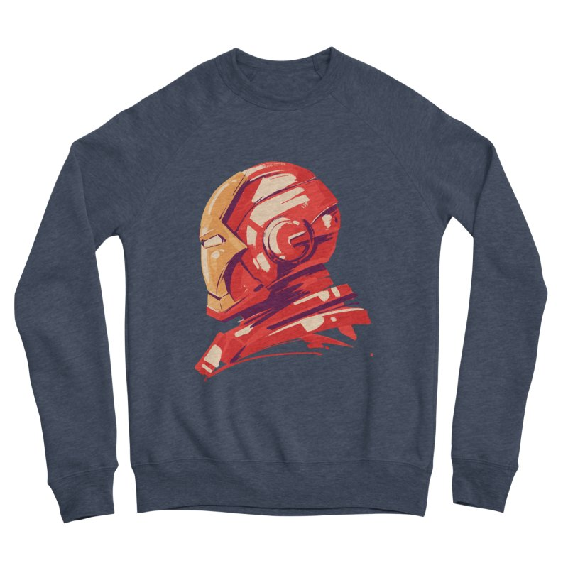 Love you 3000 // Iron Man Women's Sponge Fleece Sweatshirt by MB's Collection