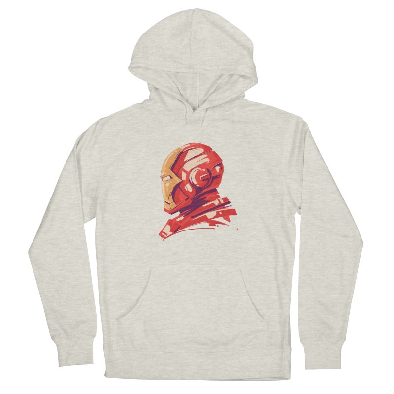 Love you 3000 // Iron Man Men's French Terry Pullover Hoody by MB's Collection
