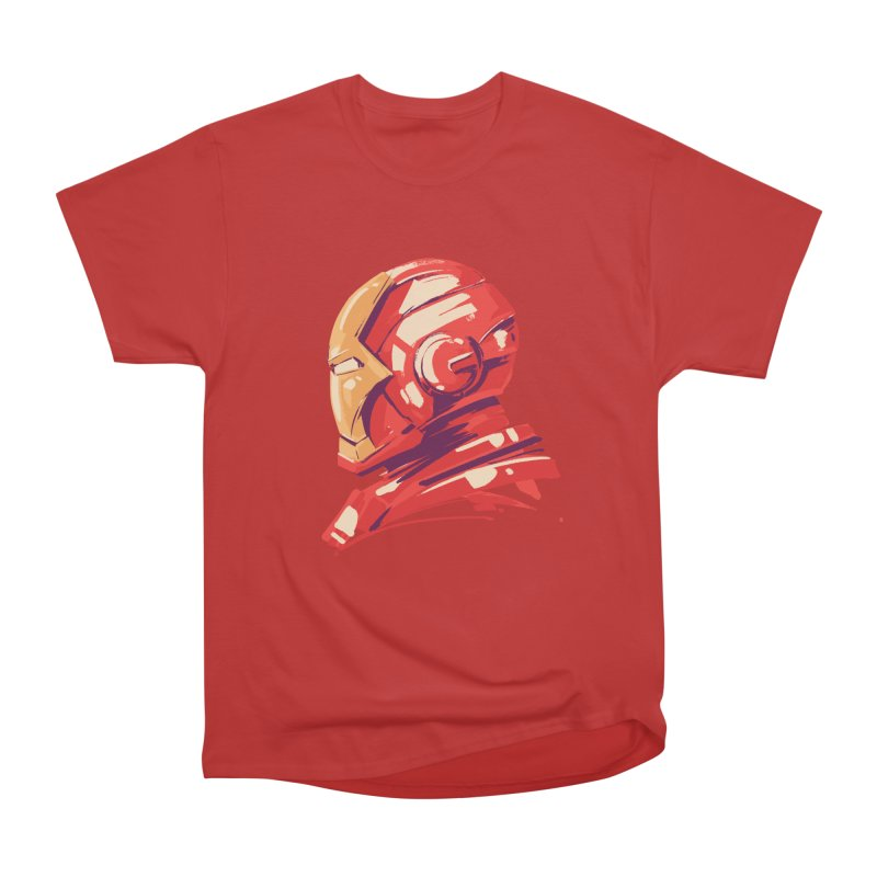 Love you 3000 // Iron Man Women's Heavyweight Unisex T-Shirt by MB's Collection