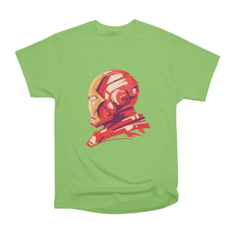 Love you 3000 // Iron Man Men's Heavyweight T-Shirt by MB's Collection
