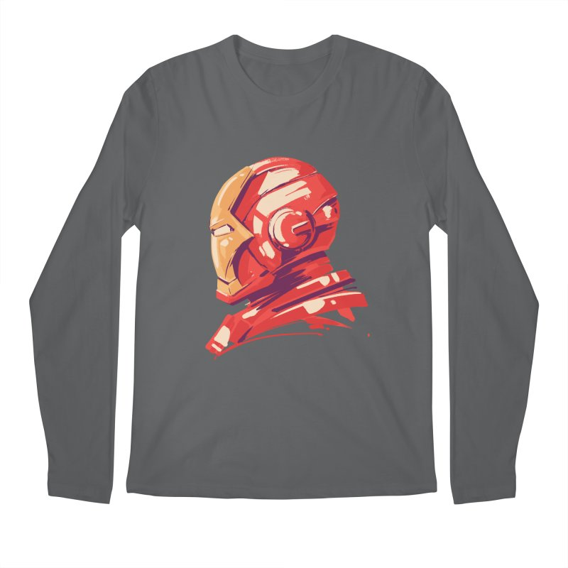 Love you 3000 // Iron Man Men's Regular Longsleeve T-Shirt by MB's Collection
