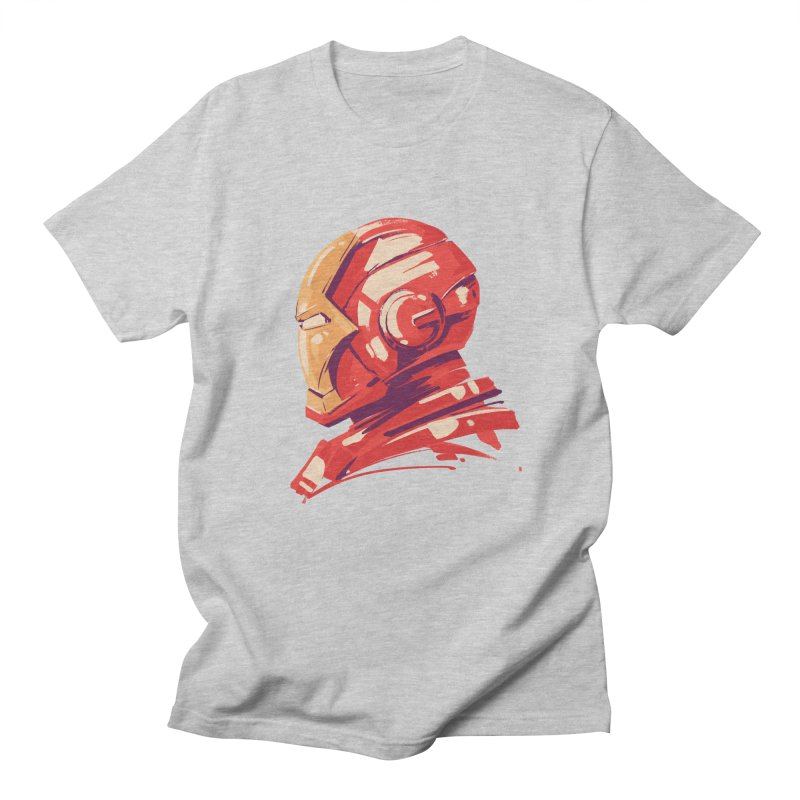 Love you 3000 // Iron Man Women's Regular Unisex T-Shirt by MB's Collection