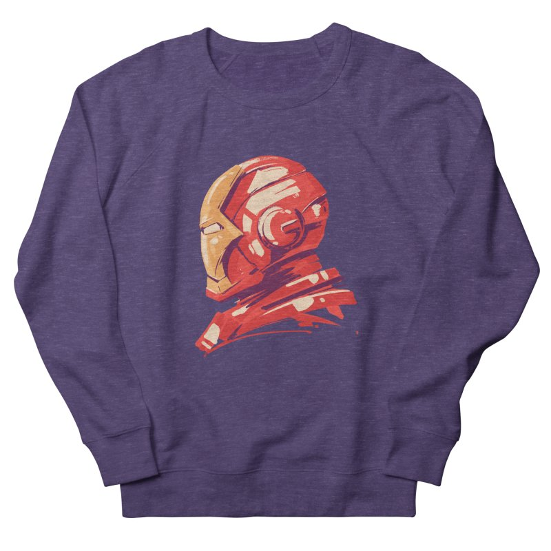 Love you 3000 // Iron Man Men's French Terry Sweatshirt by MB's Collection