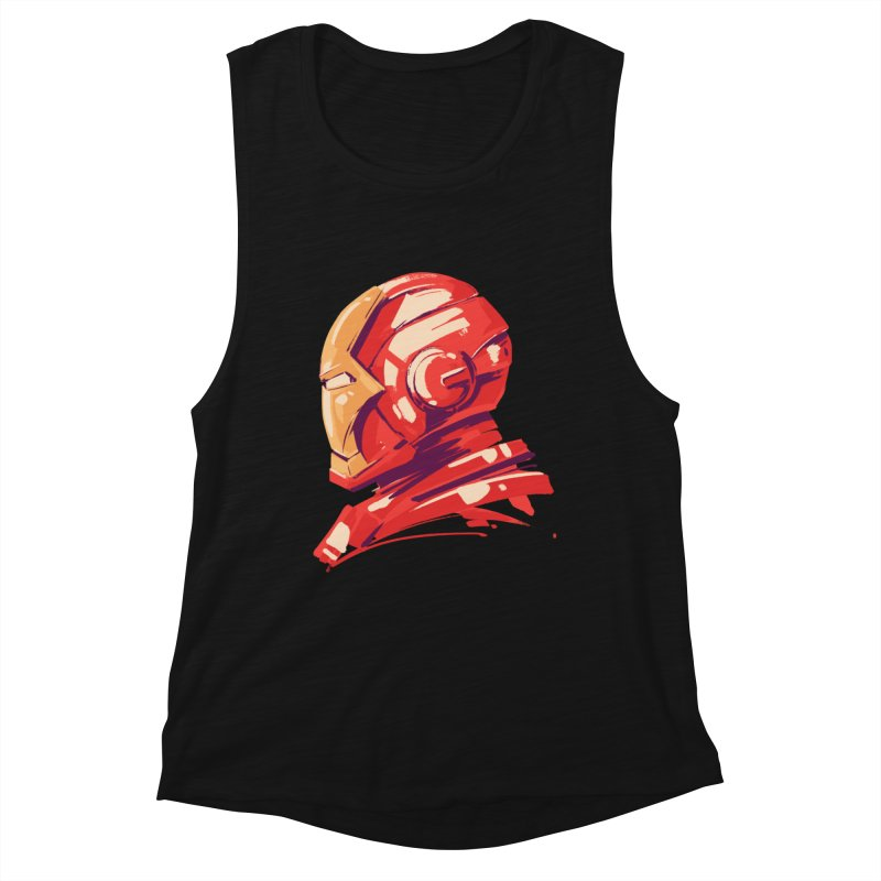 Love you 3000 // Iron Man Women's Tank by MB's Collection