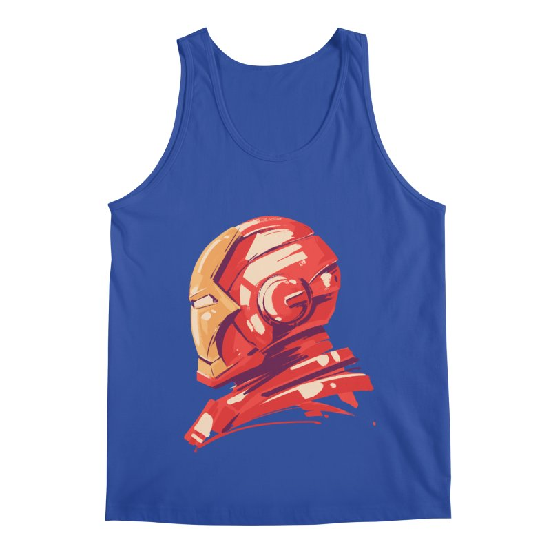 Love you 3000 // Iron Man Men's Regular Tank by MB's Collection